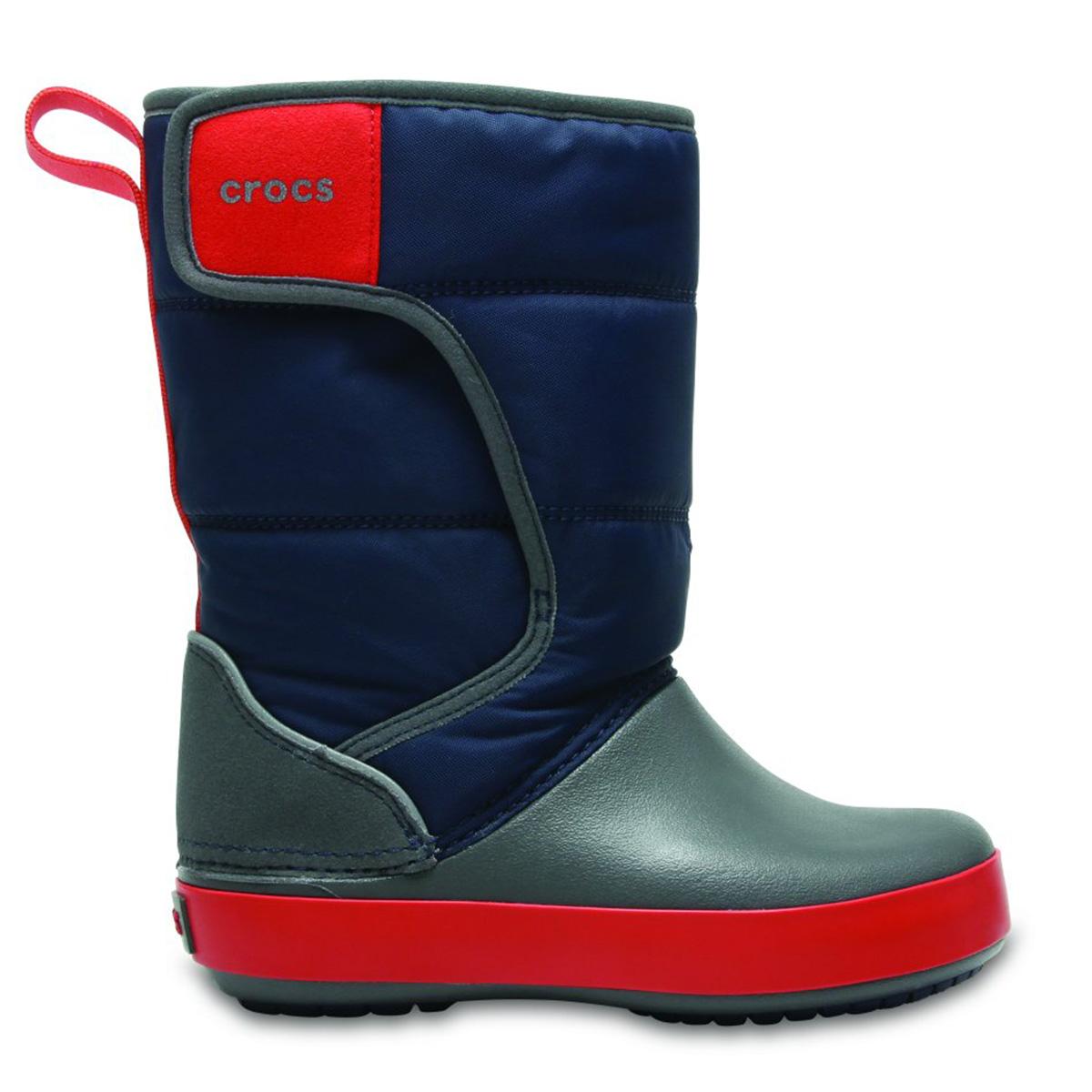 LodgePoint Snow Boot K - Lacivert/Barut rengi