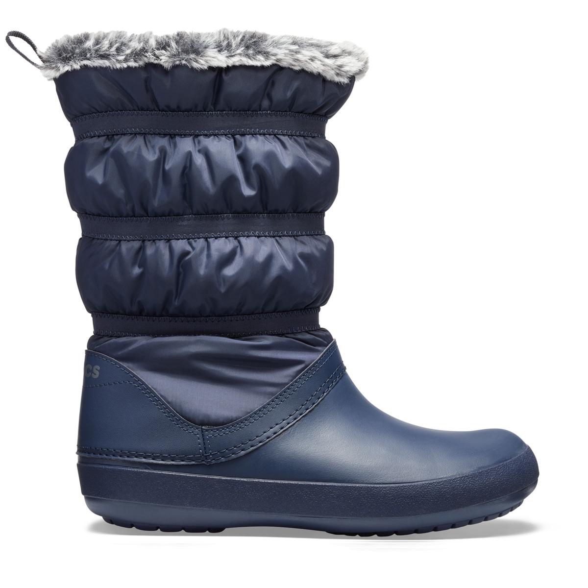 Crocband Winter Boot W - Lacivert