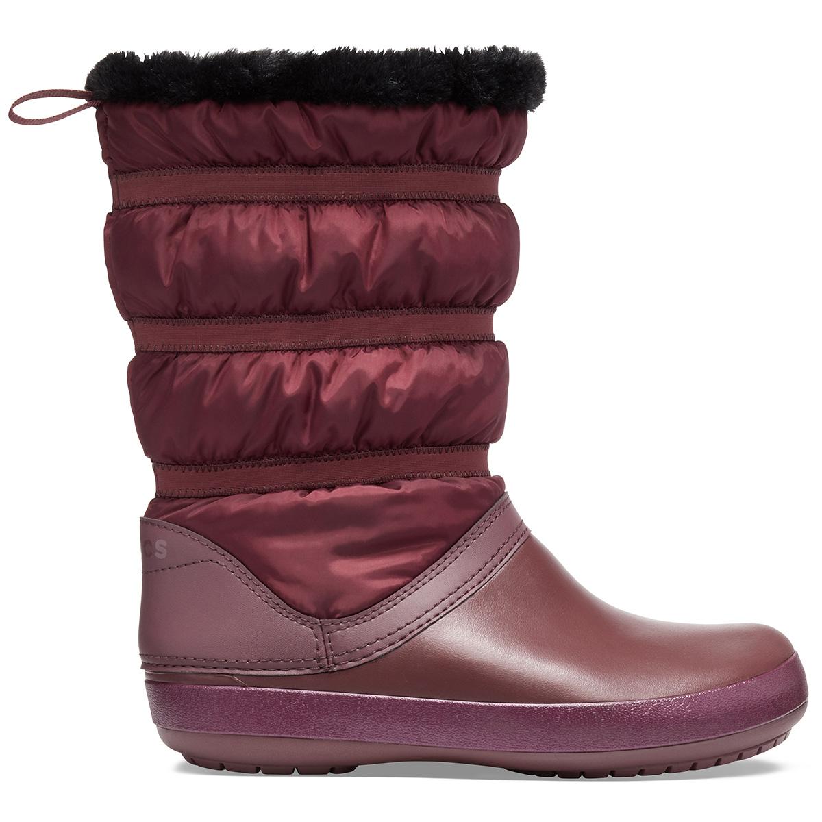 Crocband Winter Boot W - Burgonya