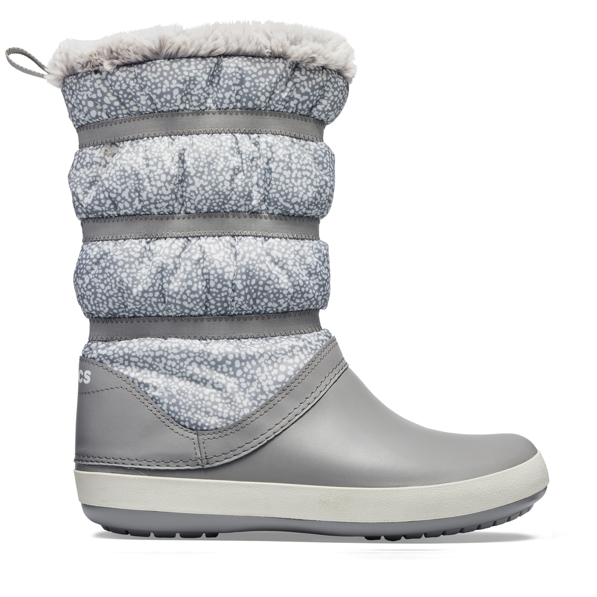 Crocband Winter Boot W - Benekli/Duman