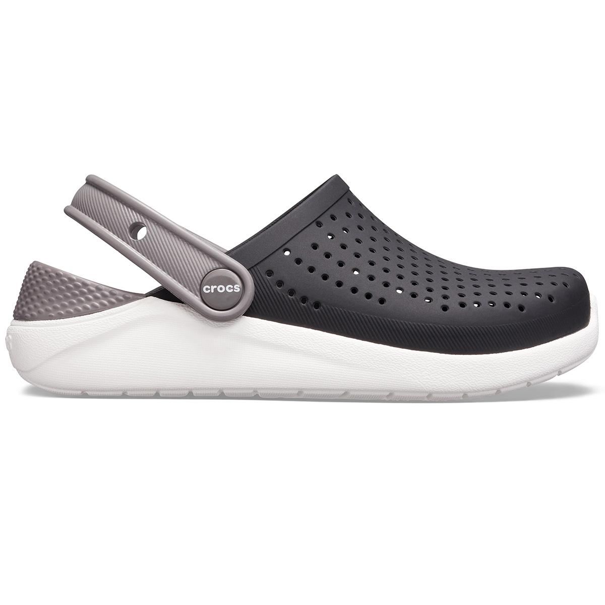 LiteRide Clog K - Siyah/Beyaz