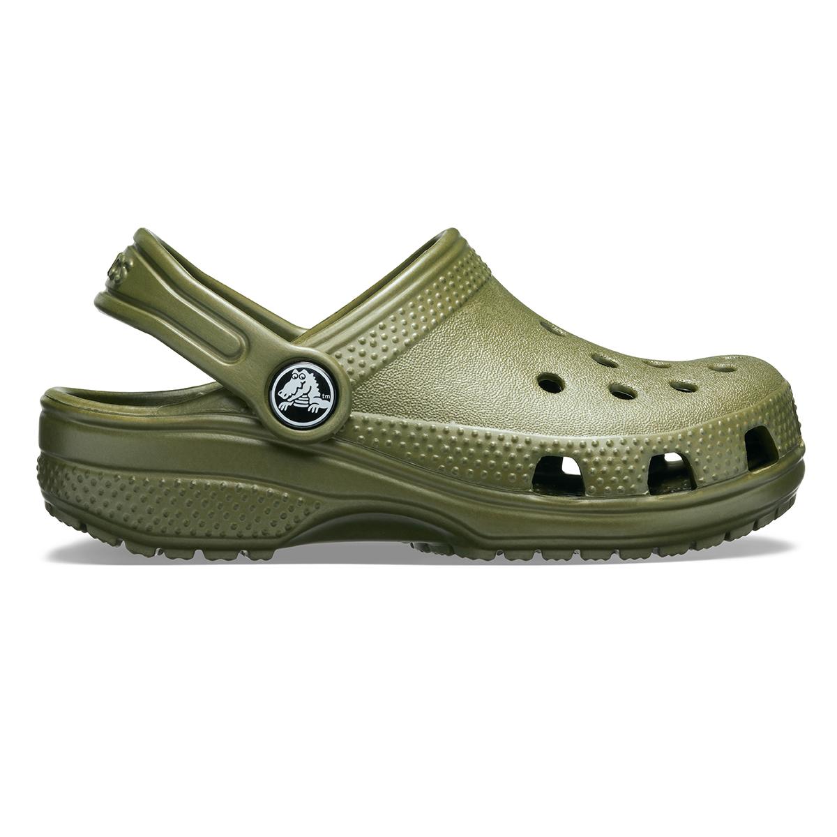 Classic Clog K - Askeri yeşil
