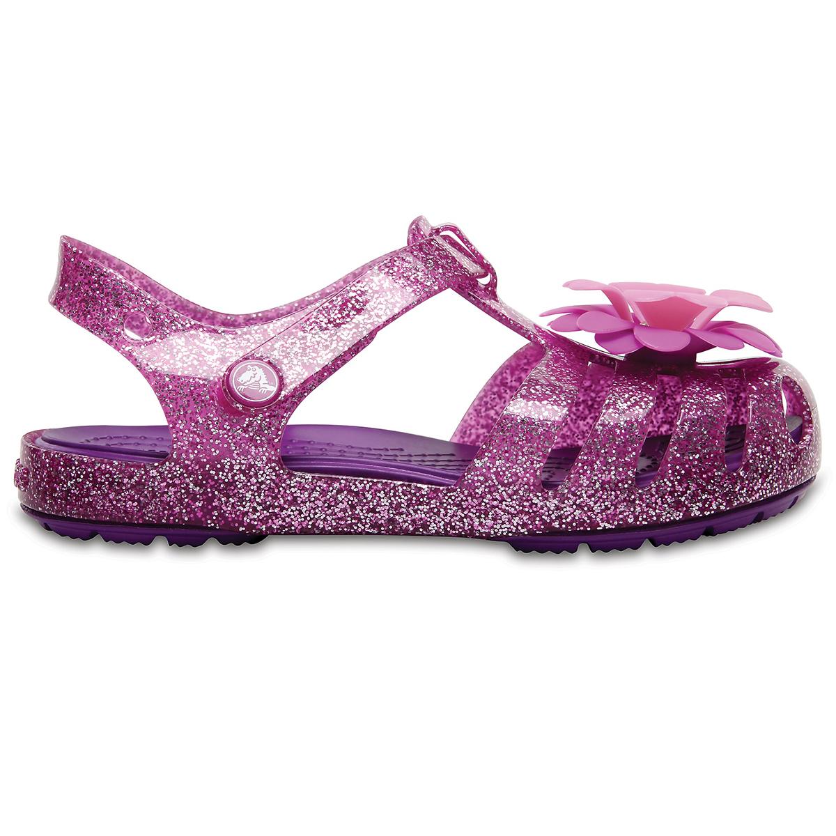 CrocsIsabella Novelty Sandal K-Canlı Menekşe
