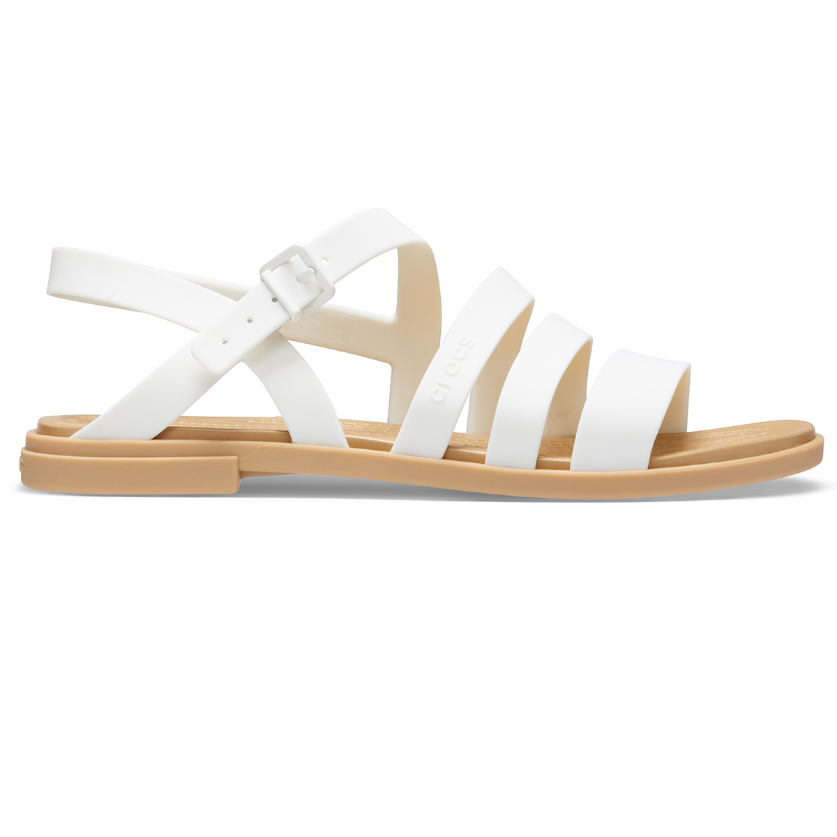 Crocs Tulum Sandal W-İstiridye/Taba Rengi
