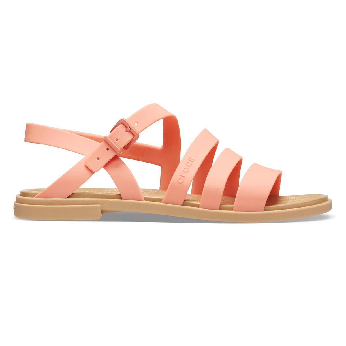 Crocs Tulum Sandal W-Greyfurt/Taba rengi
