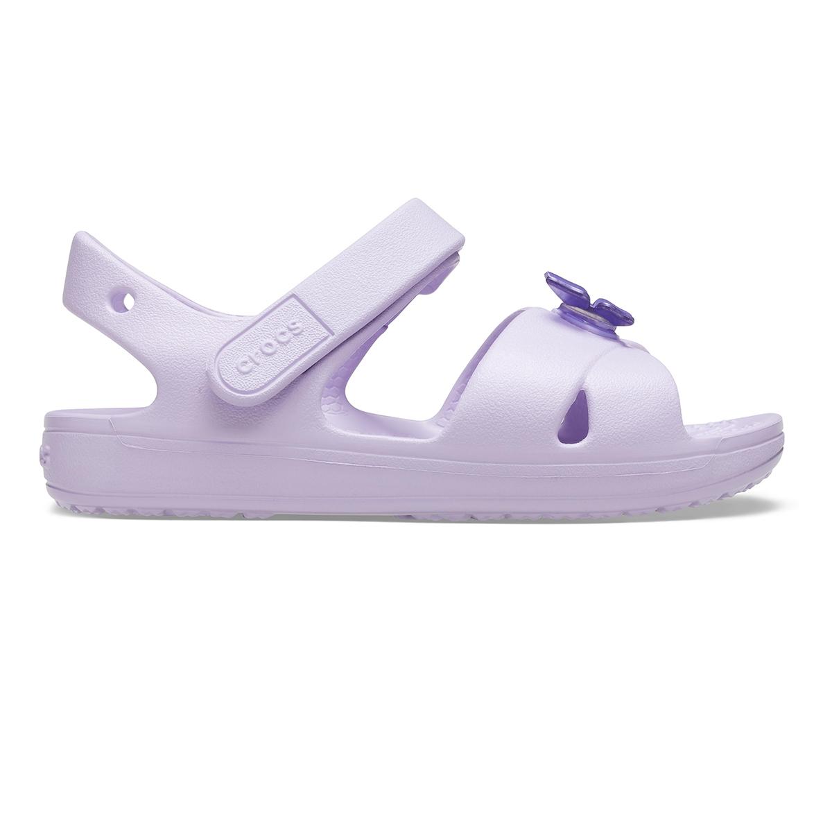 Classic Cross Strap Sandal PS - Lavanta