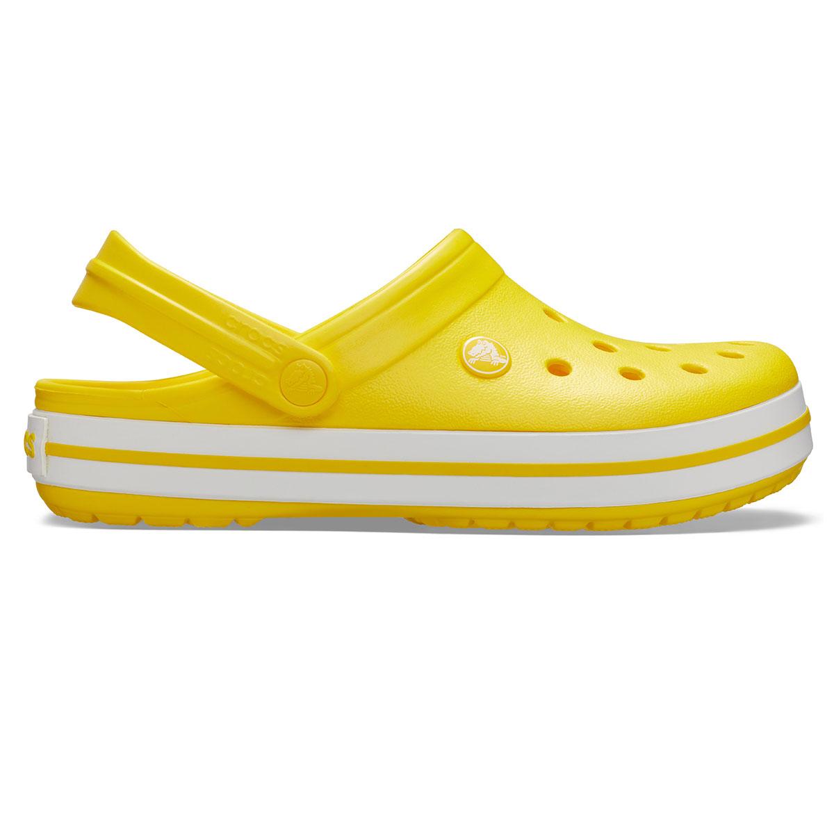 Crocband-Limon/Beyaz
