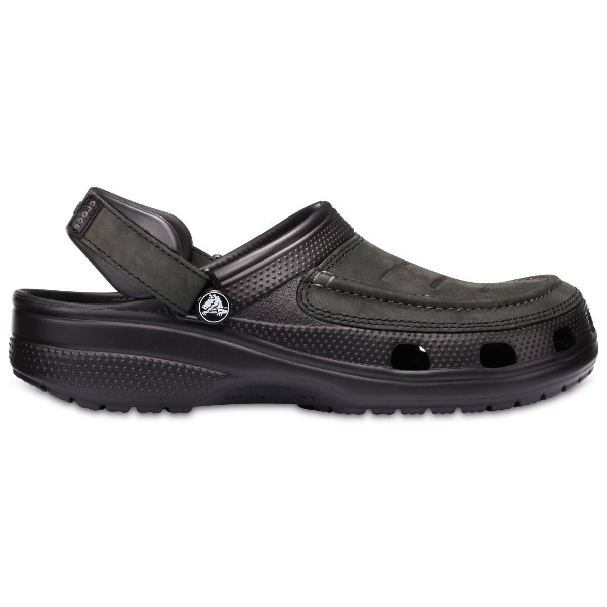 Yukon Vista Clog M - Siyah/Siyah