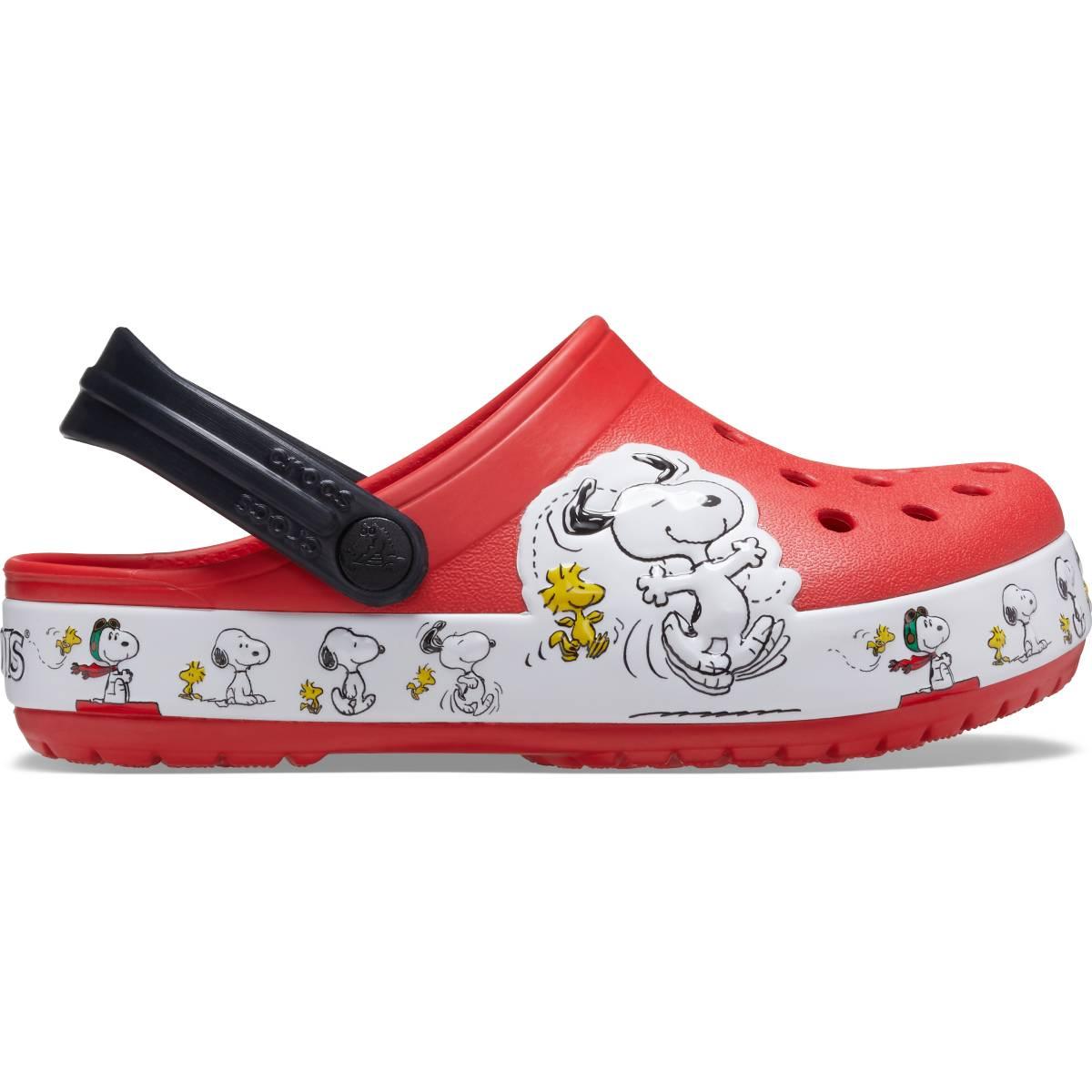 Crocs FL Snoopy Woodstock Cg K
