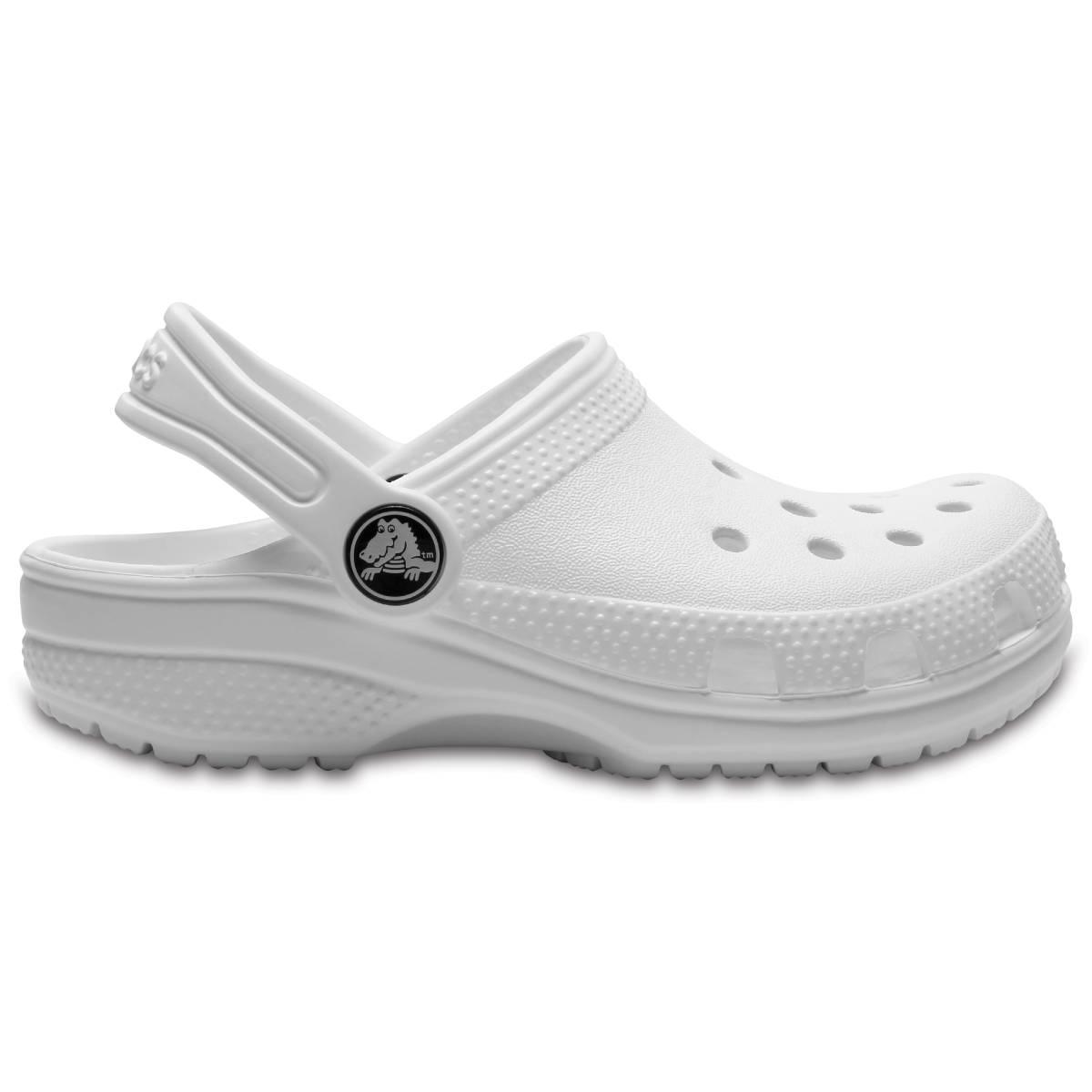 Classic Clog K - Beyaz