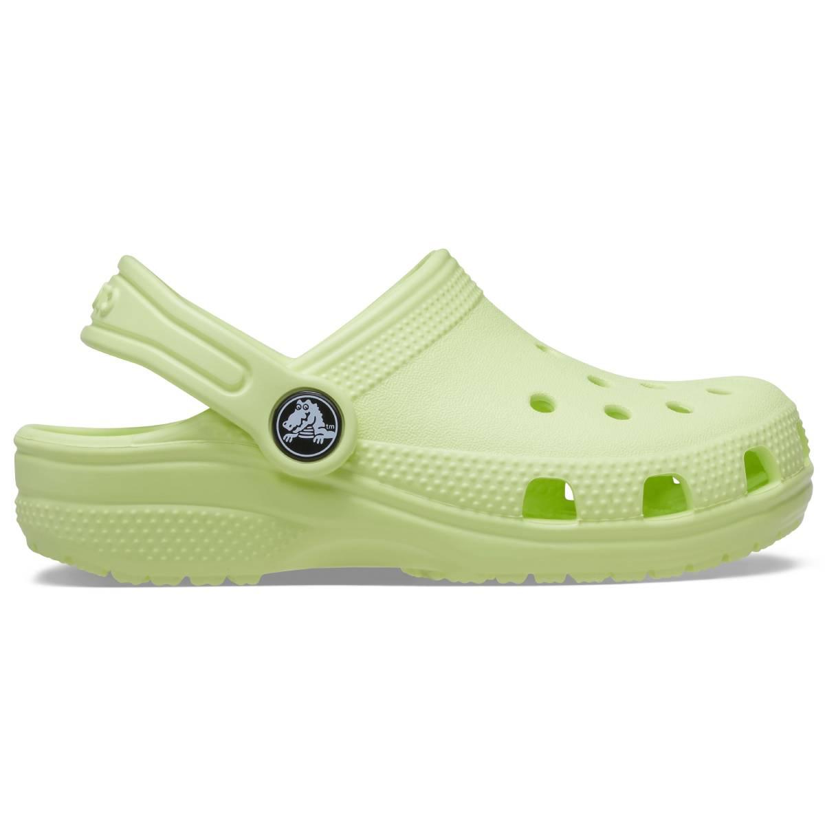 Classic Clog K-Lime