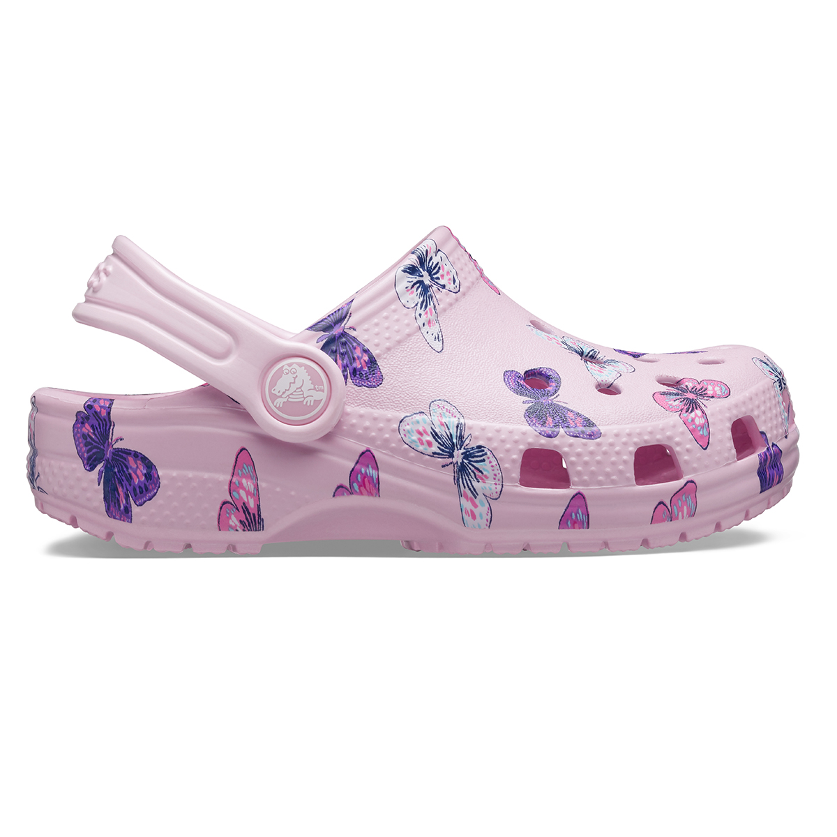 Classic Butterfly Clog PS - Balerin Pembesi