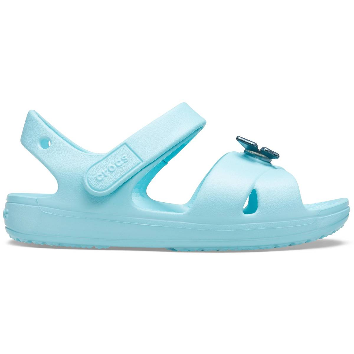 Classic Cross Strap Sandal PS - Ice Blue
