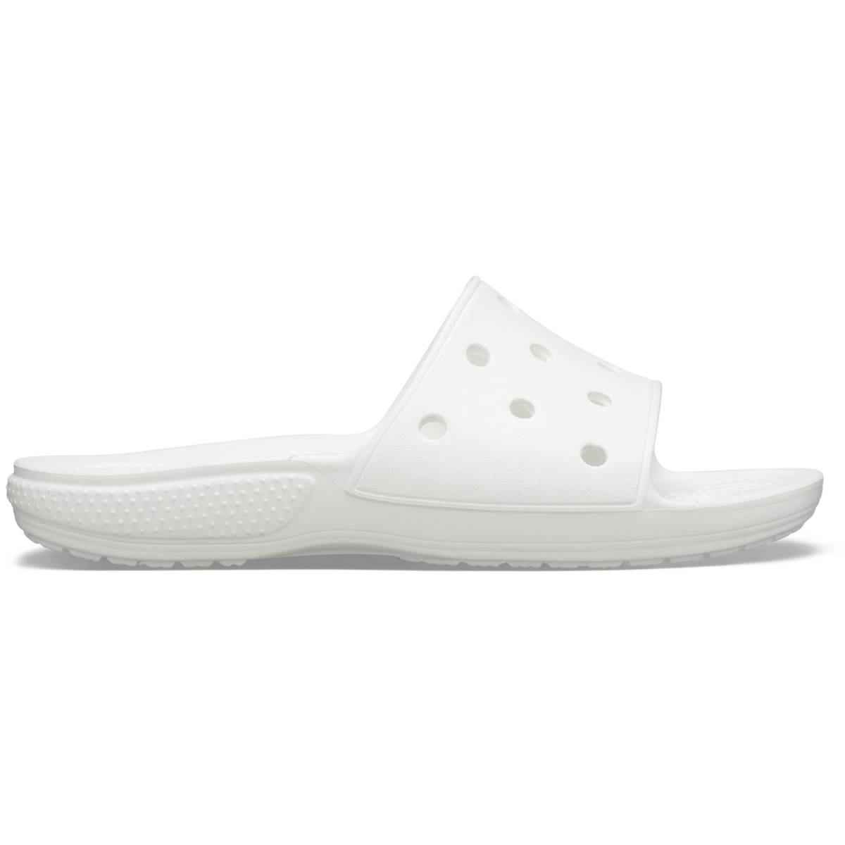 Classic Crocs Slide - White