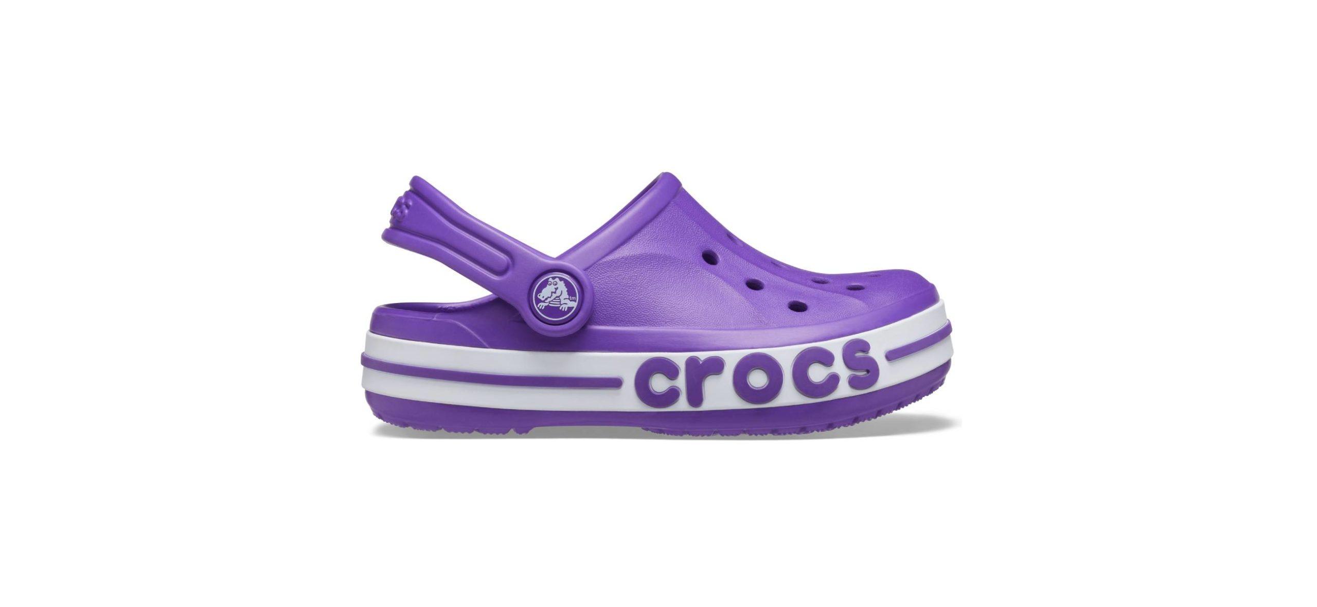 Bayaband Clog K - Neon Purple