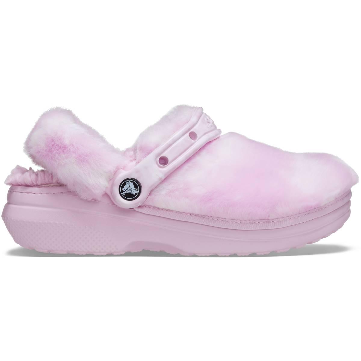 Classic Fur Sure - Ballerina Pink/White